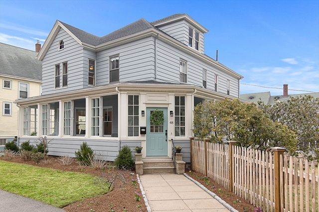 48 Farragut Rd, Swampscott, MA, 01907, Essex Home For Sale