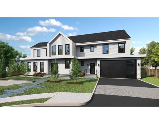 50 Voss Terrace Newton MA 02459