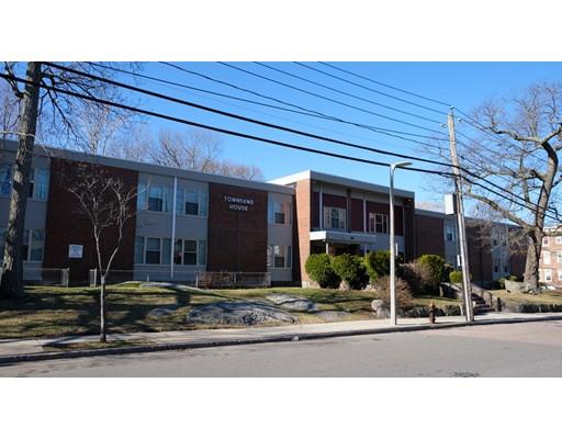 Townsend Street Boston MA 02121