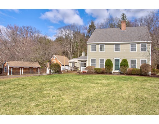 120 Parsons Hill Drive Conway MA 01341