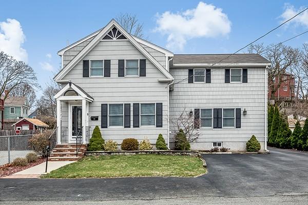 8 Bond Pl, Saugus, MA, 01906, Essex Home For Sale