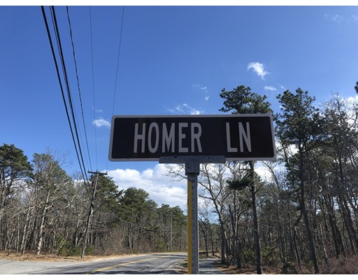 Lot 1 Homer Lane, Dennis, MA 02641