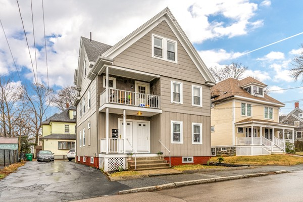 6 College Ave, Medford, MA, 02155,  Home For Sale