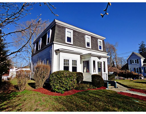 8 Laurel Street Whitman MA 02382