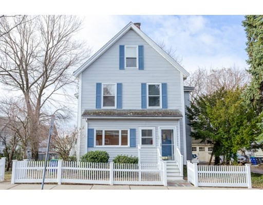12 Conwell Avenue Somerville MA 02144