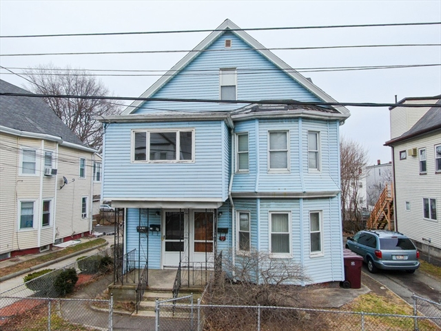 95 Francis St, Everett, MA, 02149, Middlesex Home For Sale
