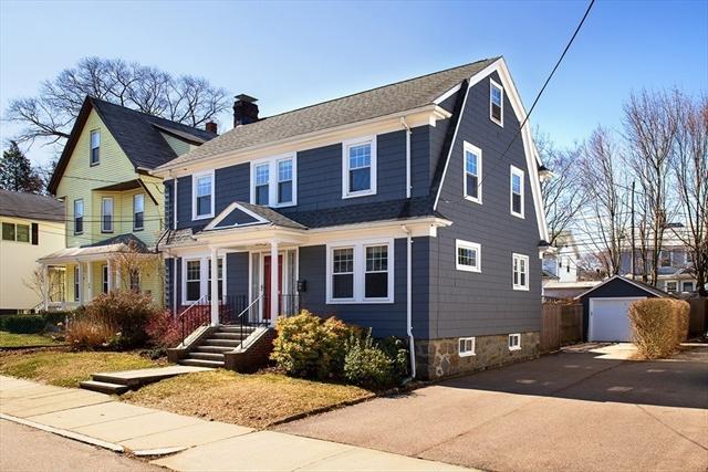 44 Westover Street Boston MA 02132