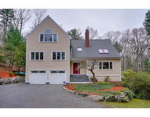 144 Woodridge Road Wayland MA 01778