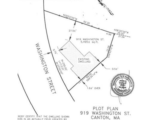 919 Washington Street Canton MA 02021