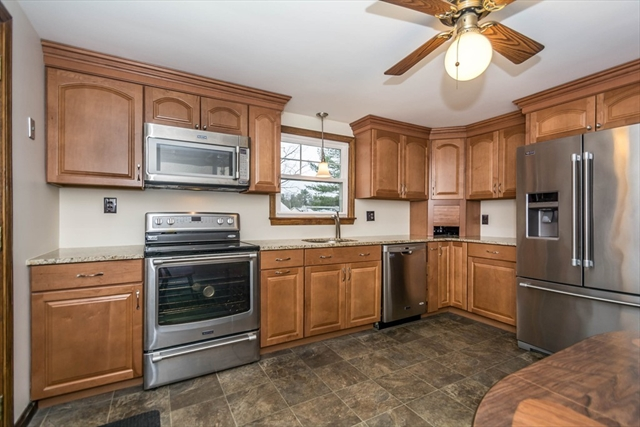 251 Foster Road, Tewksbury, MA, 01876, Middlesex Home For Sale