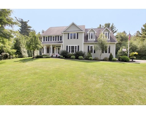 246 Fisher Road, Holden, MA 01520