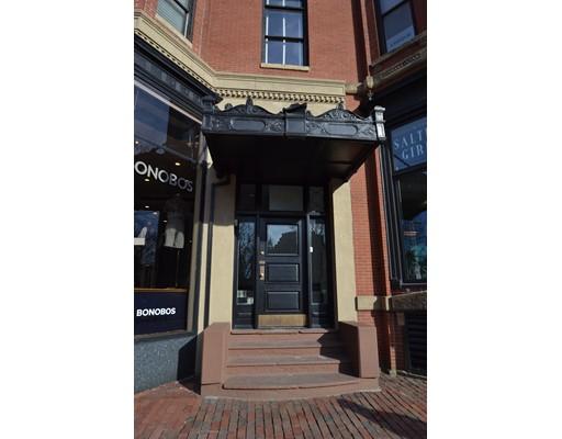 283 Dartmouth Street Boston MA 02116