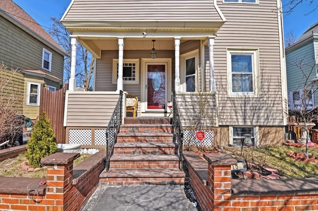 15 Raymond St, Everett, MA, 02149, Middlesex Home For Sale