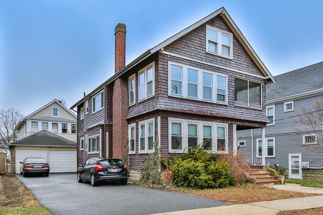 7 White Street, Arlington, MA, 02474, Middlesex Home For Sale
