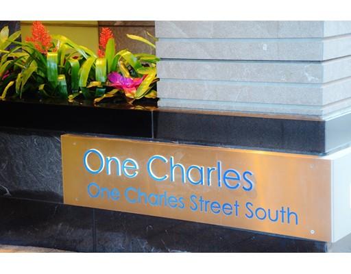 1 Charles #409 Floor 4