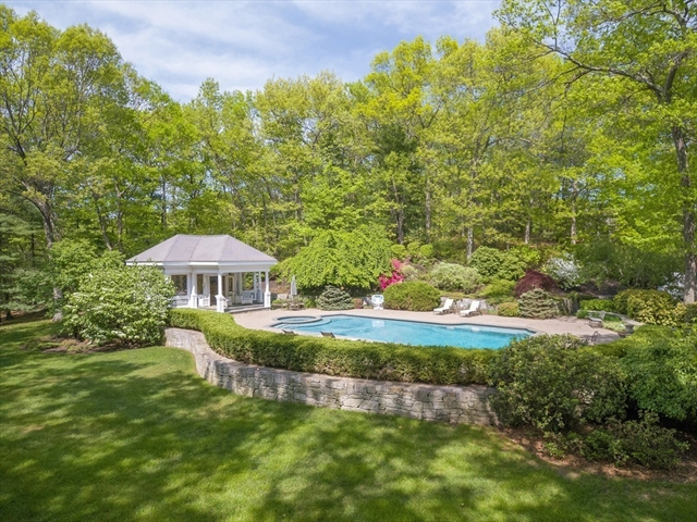 4 Garland Road, Lincoln, MA, 01773, Middlesex Home For Sale