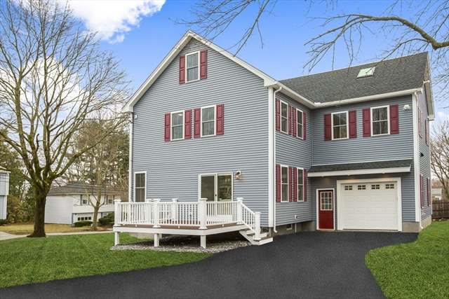 44 Hathaway Circle, Arlington, MA, 02746, Middlesex Home For Sale