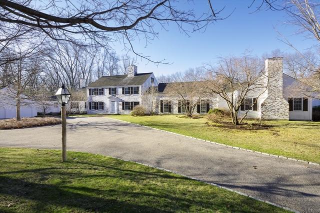 265 Country Drive Weston MA 02493