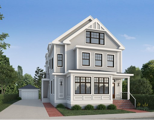 Exceptional pre-construction opportunity! Stunning 3 bed, 3 bath condo with ~2000 SF designed + developed by a local luxury builder with a keen reputation for quality + craftsmanship. Conveniently located near Davis Square, parks, bike trails and bustling restaurants. Open concept living/dining room with modern fireplace. Wood floors, soaring 9+ foot ceilings + recessed lighting throughout. Chef's kitchen with island, quartz countertops + Thermador/Bosch stainless steel appliances. Master bedroom suite with walk-in closet, en suite bath: double-vanity sinks and oversized glass-enclosed shower, in-unit laundry hookup, central air, private deck, access to private yard. Two parking. Plenty of storage in basement bonus rooms. Energy efficient features: Anderson windows, tankless hot water, spray foam insulation. Reserve now to put your finishing touches on your dream home! Condo to be completed Fall 2019.
