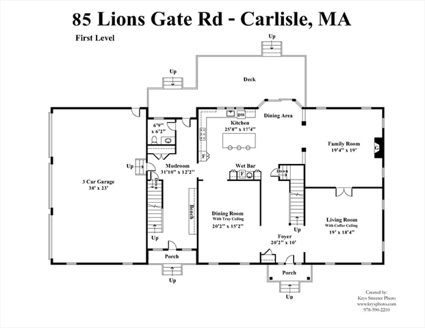85 Lion's Gate Road, Carlisle, MA, 01741, Middlesex Home For Sale