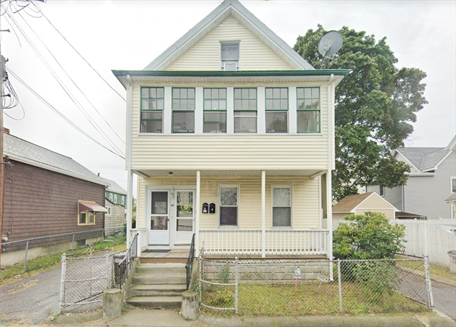 60 Hubbard St, Malden, MA, 02148, Middlesex Home For Sale