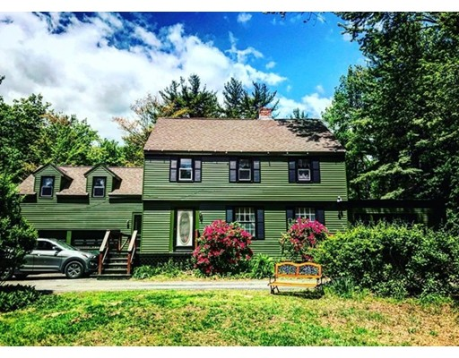 833 Fitchburg State Road Ashby MA 01431