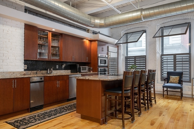 119 Beach St, Boston, MA, 02111, Leather District Home For Sale