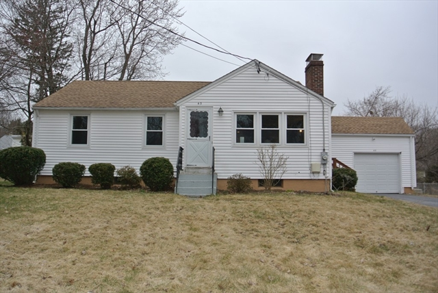 45 Jennifer St, Littleton, MA, 01460, Middlesex Home For Sale