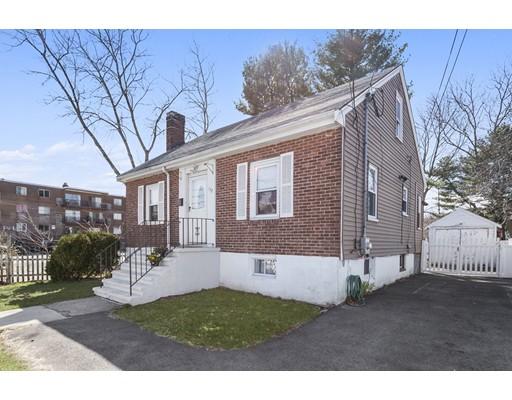 133 Clare Avenue Boston MA 02136