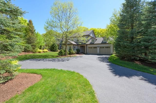 12 Ridgehurst Circle, Weston, MA, 02493,  Home For Sale