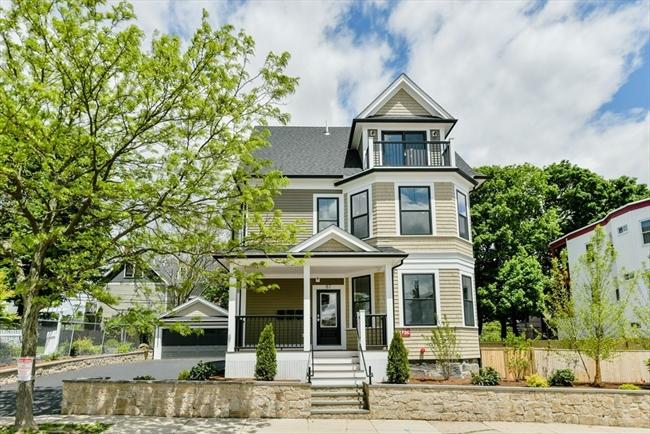 87 Sawyer Avenue Boston MA 02125