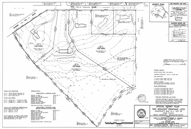 Lot B Dole Place, West Newbury, MA, 01985, Essex Home For Sale