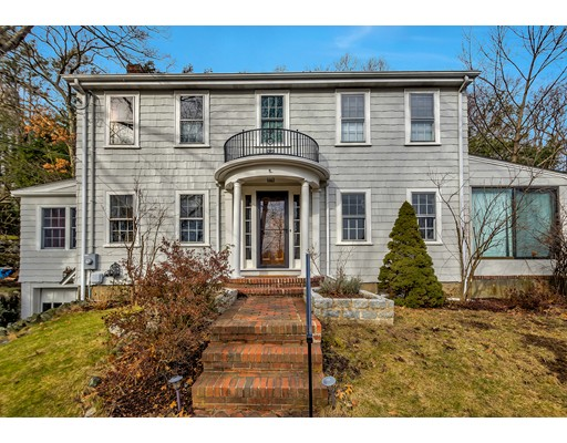 30 Oak Cliff Road Newton MA 02460