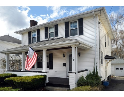 79 Cliff Street Quincy MA 02169