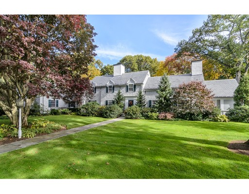 103 Old Colony Rd, Wellesley, MA 02481