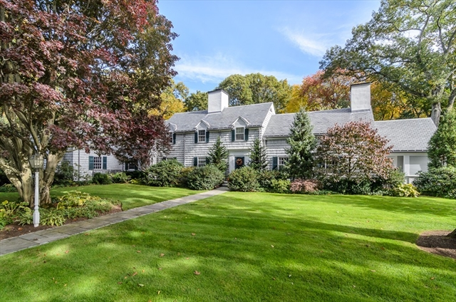 103 Old Colony Rd, Wellesley, MA, 02481, Norfolk Home For Sale