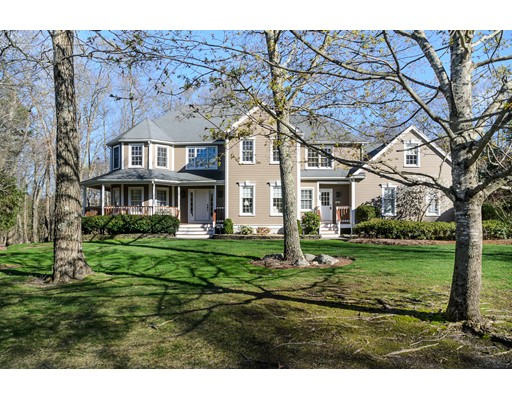 71 Old North Trail, Mansfield, MA 02048