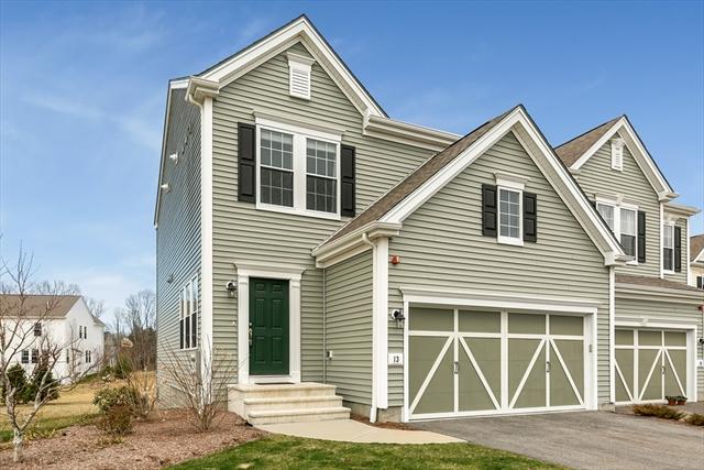 13 Crispwater Way, Hopkinton, MA, 01748,  Home For Sale