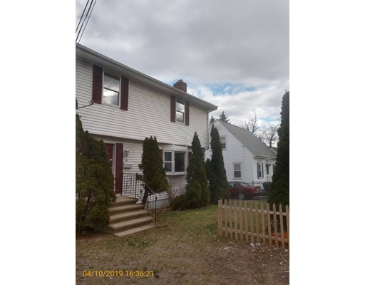 114 Clare Avenue Boston MA 02136