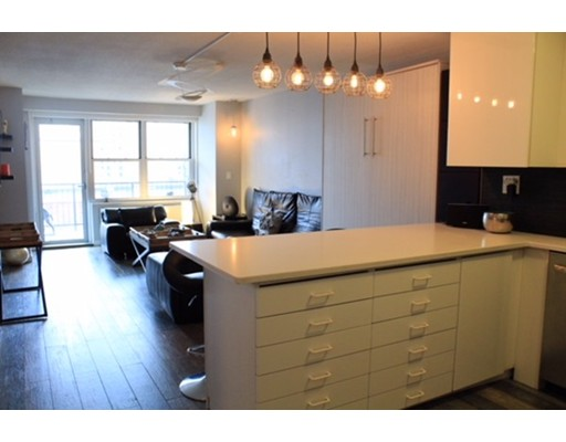 151 Tremont FURNISHED #12T Floor 12