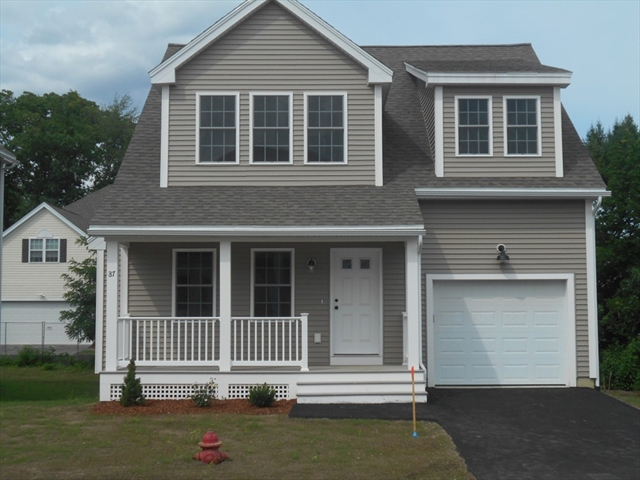 3 Bicknell Circle, Haverhill, MA, 01835,  Home For Sale