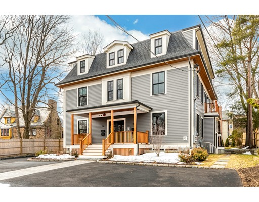 56 Perry Brookline MA 02446