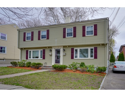 5 Rose Avenue Watertown MA 02472