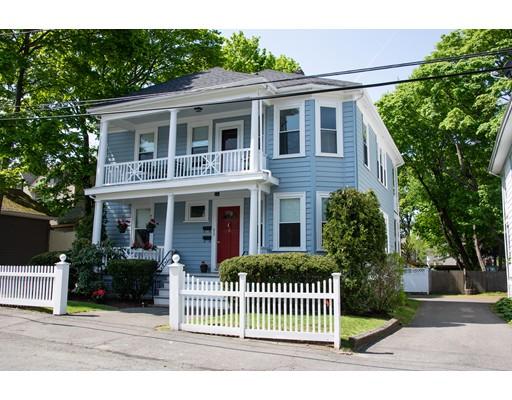 8 Mapledale Place Swampscott MA 01907