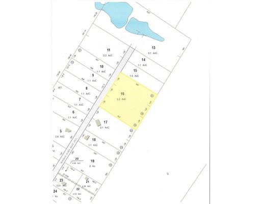 Lot 16 Norwalk Acres Road, Monterey, MA 01245