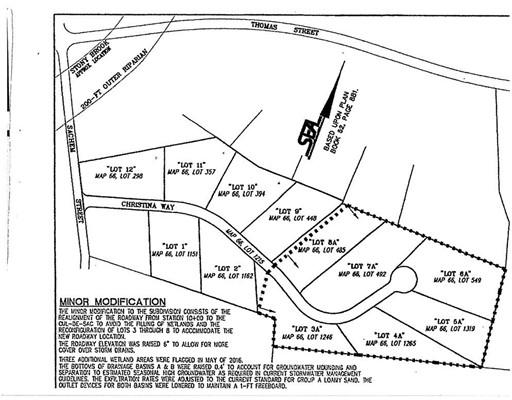 0 Christina Estates, Middleboro, MA 02346