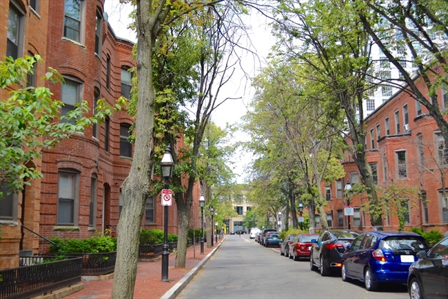 60 St. Germain Street Boston MA 02115
