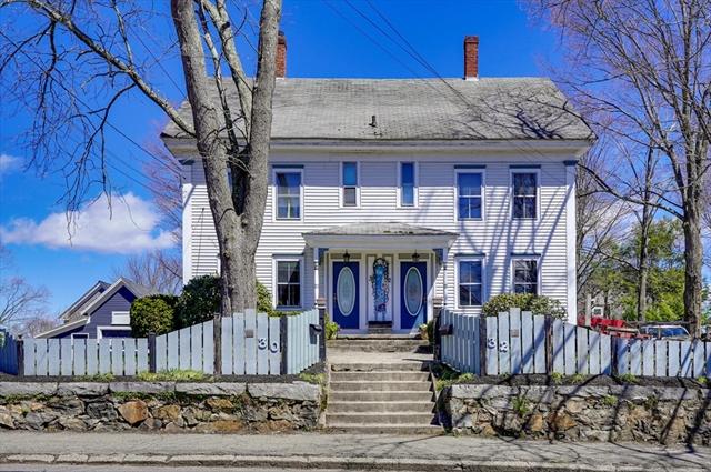 30-32 Walnut St, Maynard, MA, 01754,  Home For Sale