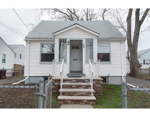 58 Coolidge Street Everett MA 02149