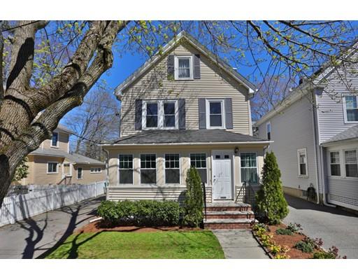 71 Auburndale Avenue Newton MA 02465